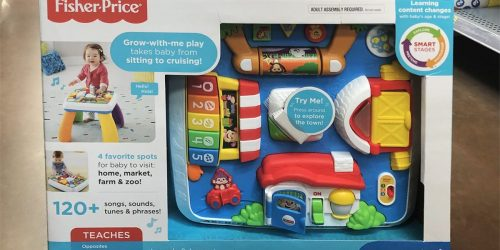 Fisher-Price Laugh & Learn Learning Table Only $19.91 on Walmart.com (Regularly $40)