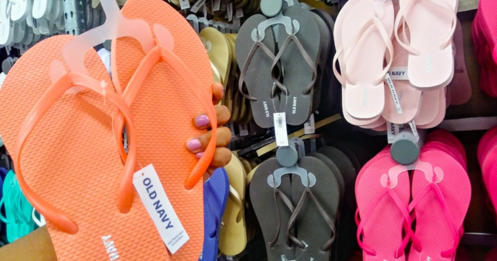 733b36373a8 Old Navy  1 Flip Flop Sale is Back (May 25th-28th for Cardholders ...