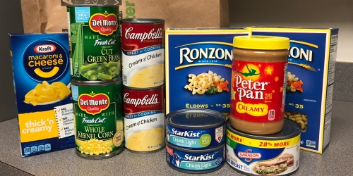 Stamp Out Hunger Food Drive on May 12th: Donate Your Non-Perishable Food Items