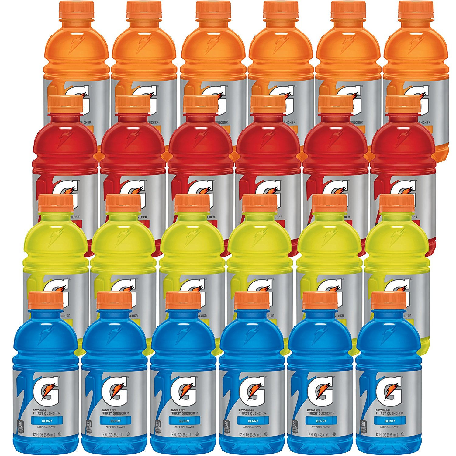 e3b484ce8e583 Amazon: Gatorade Thirst Quencher 24-Count Variety Pack Just $8.96 ...