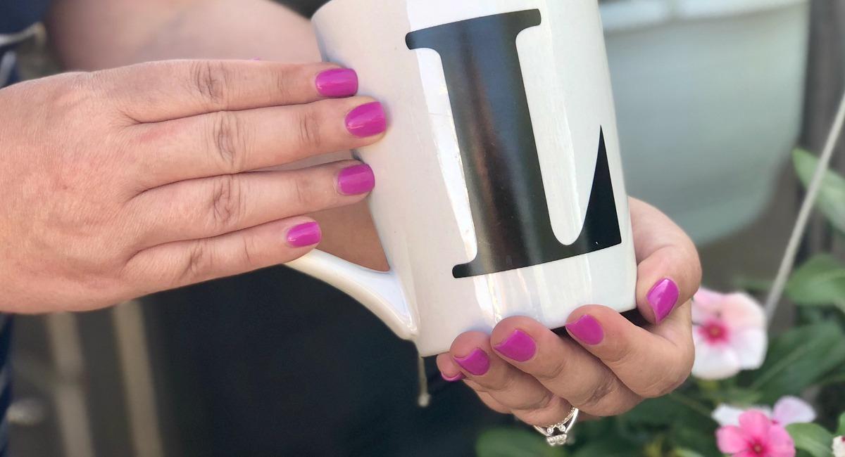 favorite splurges — gel powder manicures