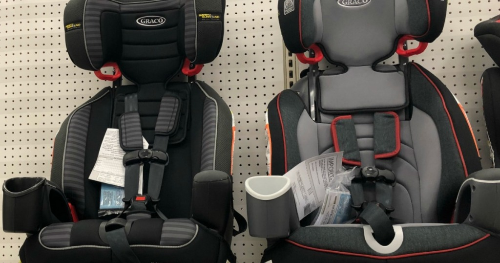 For A Limited Time Head Over To GracoBaby Where They Have This Graco Nautilus 65 3 In 1 Harness Booster Seat The Sully Pattern Priced At Just