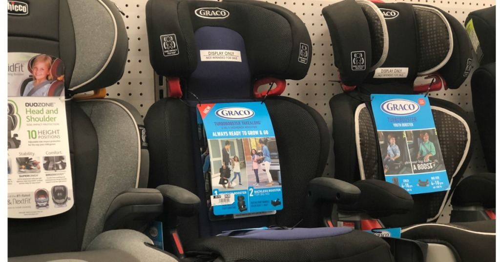 Head Over To Target Where You Can Score This Graco TurboBooster TakeAlong Car Seat For Just 6999 Shipped Regularly 9999