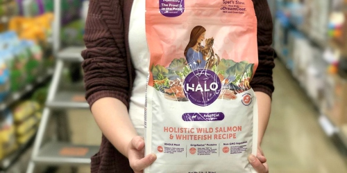 Buy ANY Halo Cat Food Bag at Petco, Get FREE 30lb So Phresh Cat Litter Bucket (In-Store Only)