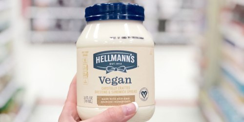 Hellmann's Vegan Dressing as Low as Only $1.98 at Target + More