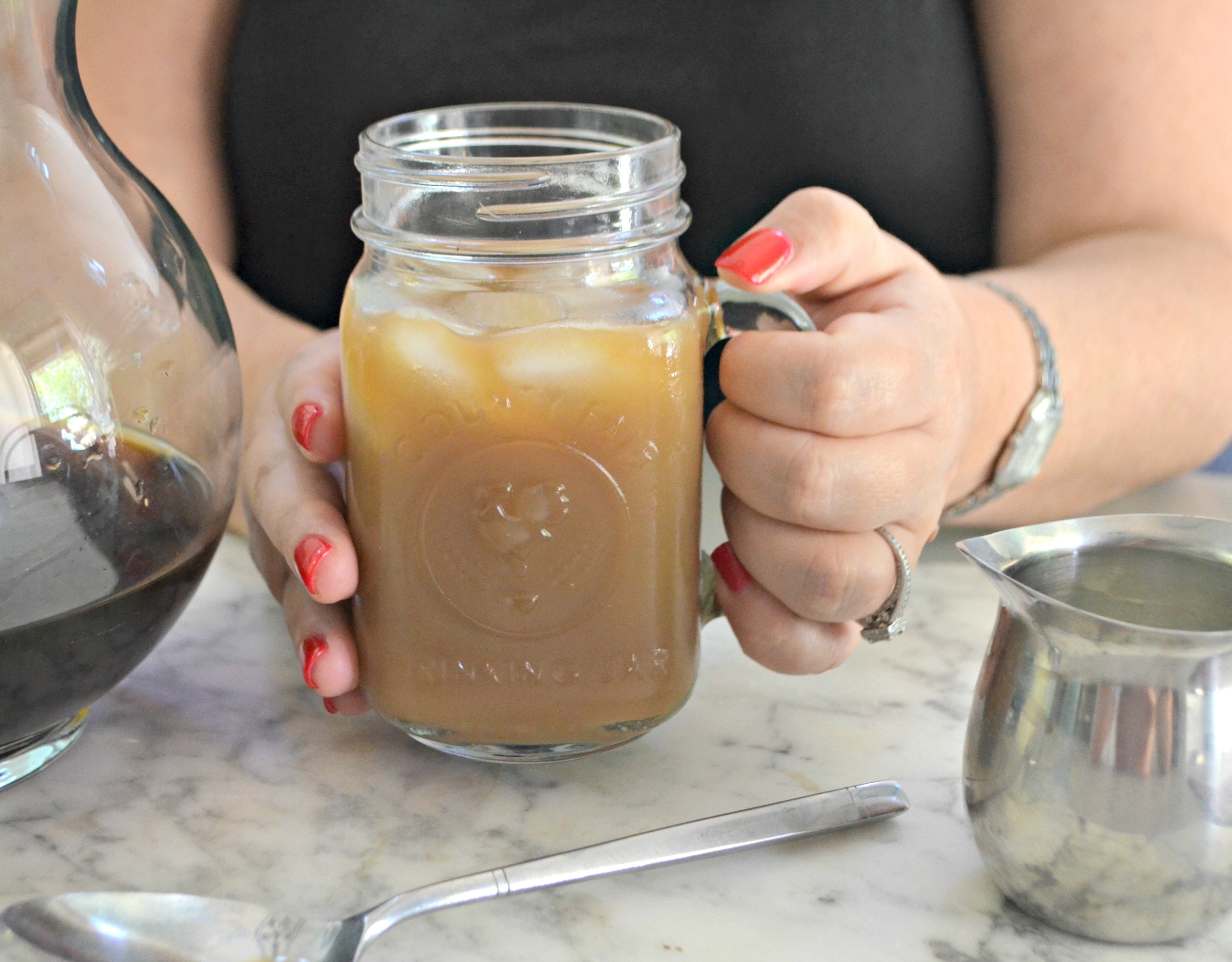 cold brew coffee making guide – ready to serve
