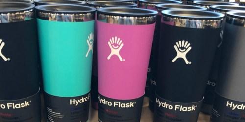 Hydro Flask 32oz Tumbler Only $19.73 at REI Garage (Regularly $40)