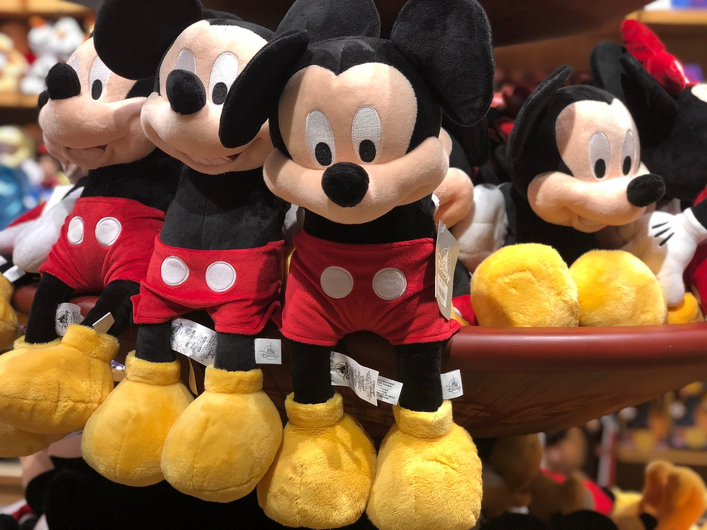 Macy's Black Friday 2018 Deals – Mickey Mouse Plush