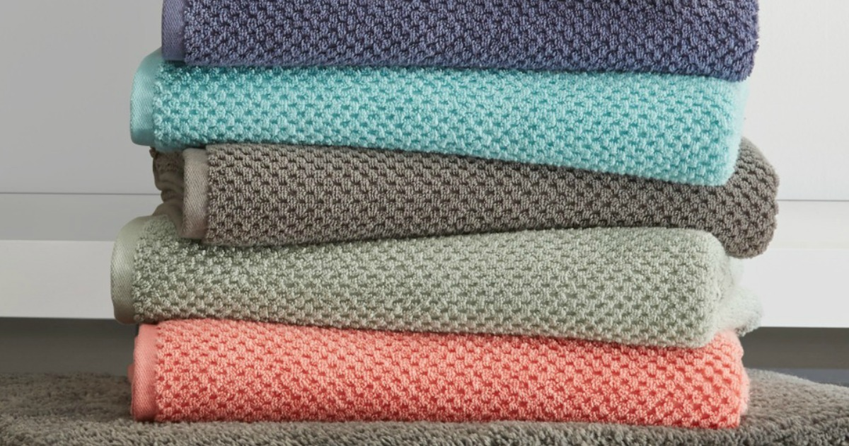Quick Dri Solid Bath Towels  3.99 Each When You Buy Five at JCPenney  (Regularly  14 Each) 4640e2085