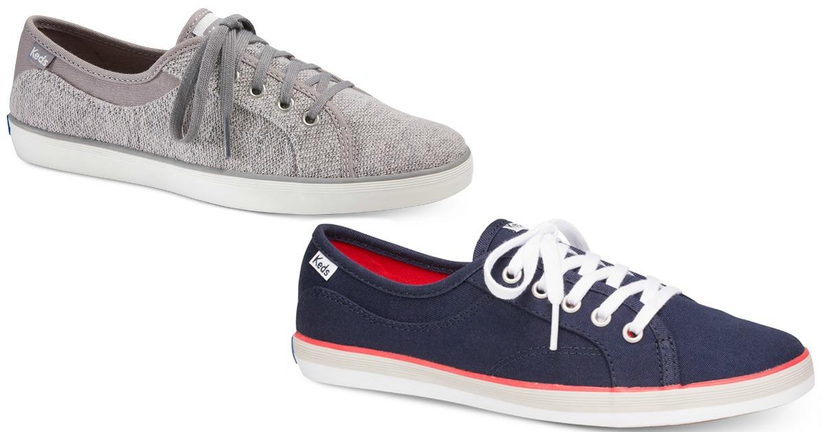 Macy's FLASH Sale: Keds Womens Shoes