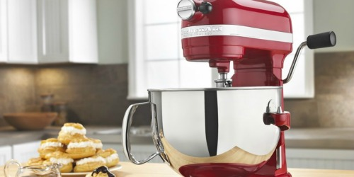 KitchenAid Professional Series 6-Quart Stand Mixer Only $249.99 Shipped for Costco Members (Regularly $330)