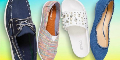Kmart: Buy One Pair of Shoes & Get One For $1