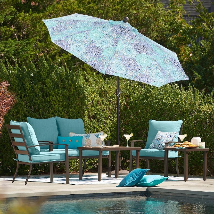 Huge Savings On Sonoma Patio Furniture At Kohl S Chairs Umbrellas