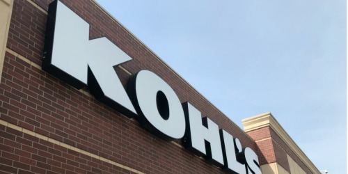 HURRY! Select Kohl's Black Friday 2018 Deals LIVE Online NOW