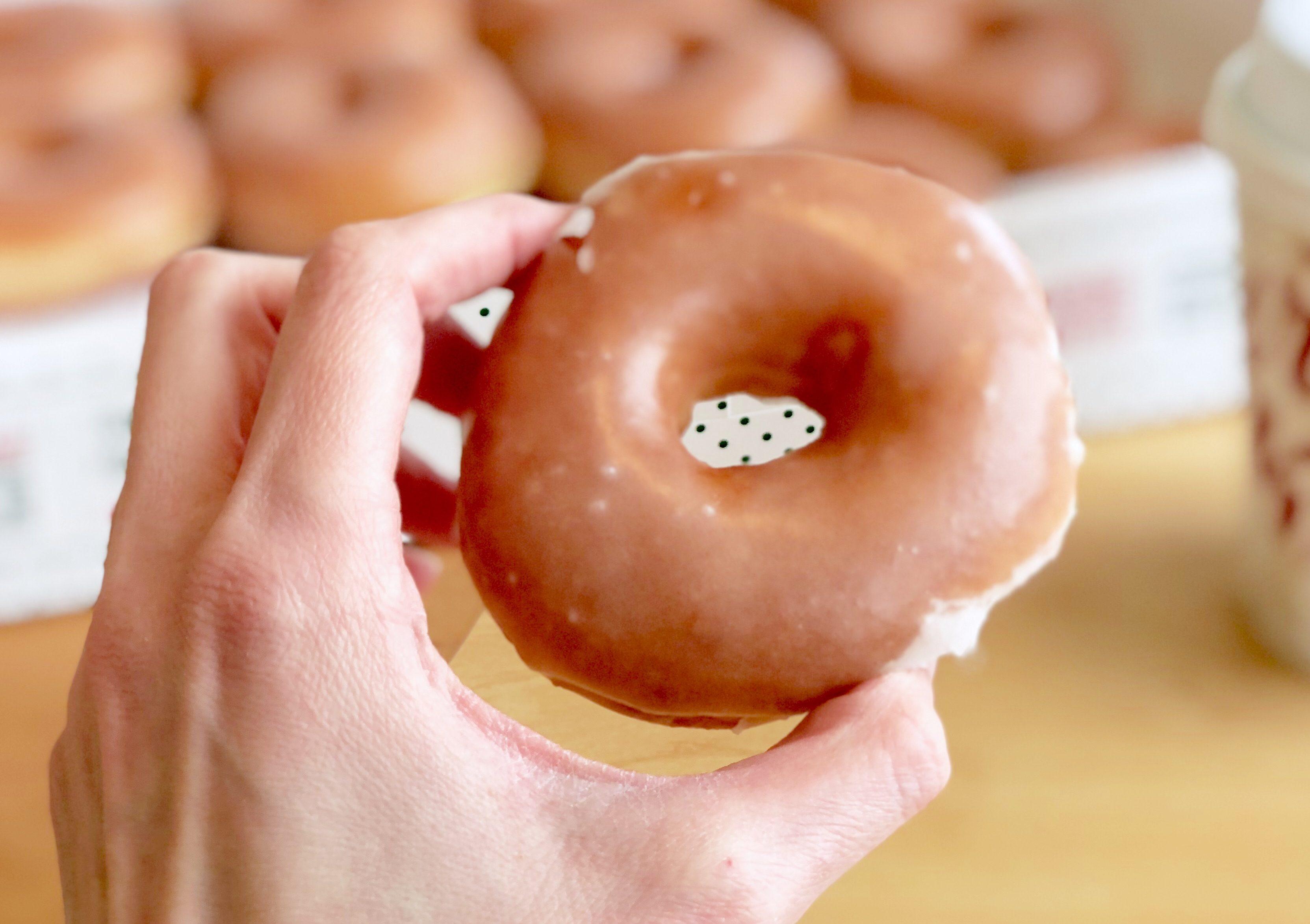 2018 national doughnut day freebies – krispy kreme donut
