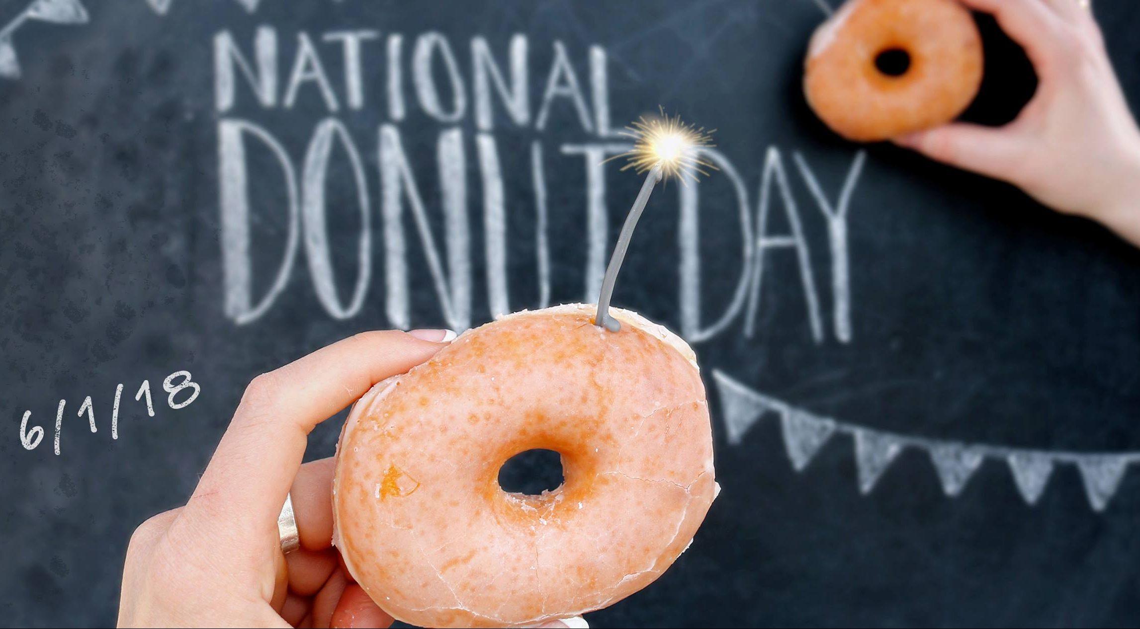 2018 national doughnut day freebies – kwik trip donut