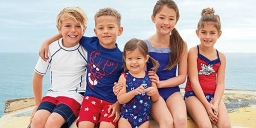 Up to 85% Off Lands' End Swimwear For Entire Family AND Free Shipping