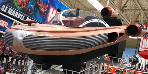 ToysRUs: Star Wars Landspeeder Ride-On Toy Possibly As Low As $99 (Regularly $500)