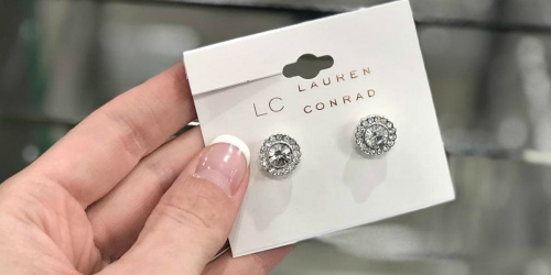 Over 70% Off Lauren Conrad Earrings + Free Shipping for Kohl's Cardholders