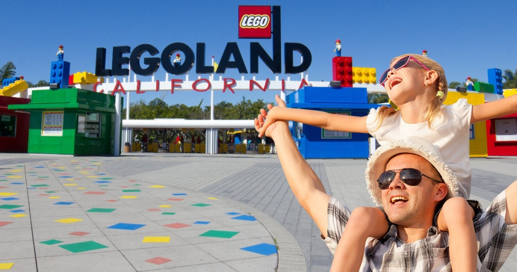LEGOLAND California Play Pass $114.99 (Unlimited Admission ...