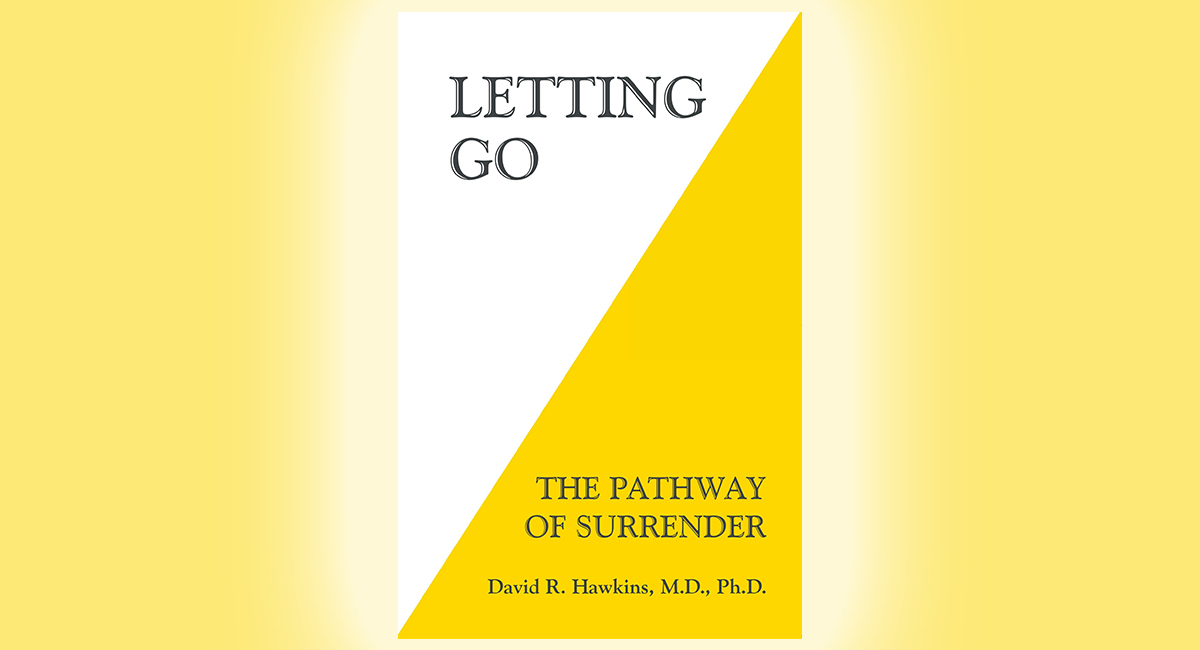 best Amazon self-help books — letting go by dr hawkins