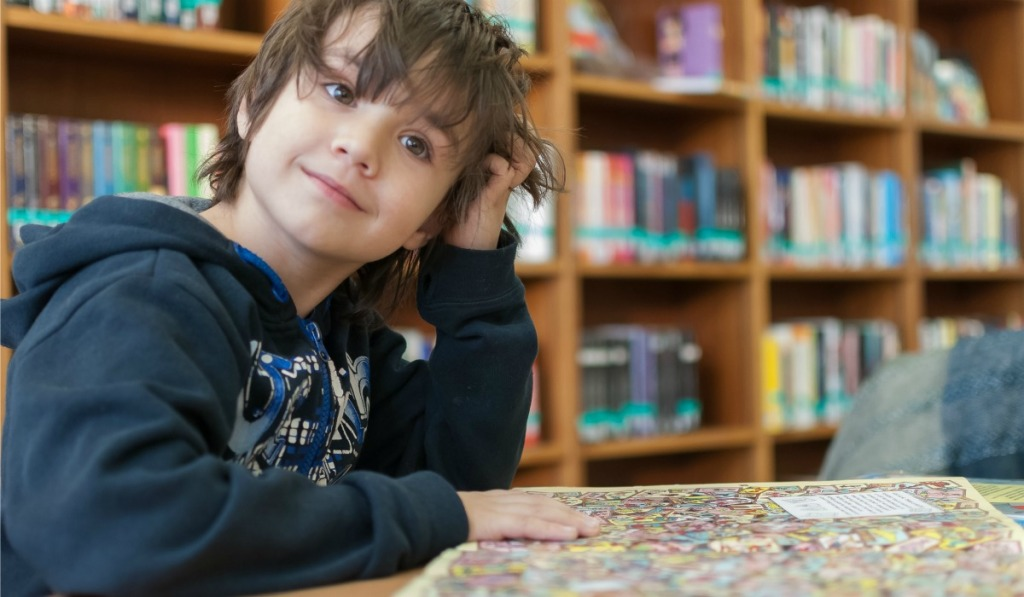 free summer activities for kids — ask your library