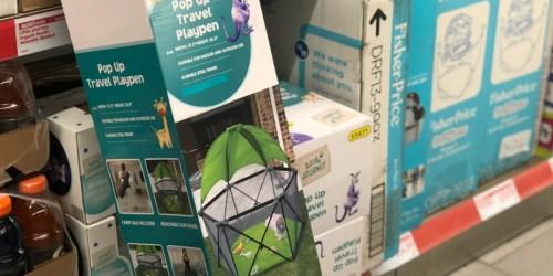 Little Journey Pop-up Travel Playpen $59.99 at Aldi (Summer Infant Pop 'N Play Look-Alike)