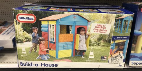Little Tikes Build-a-House Just $103 Shipped (Regularly $200)