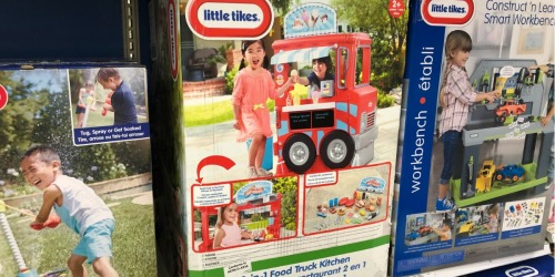 Little Tikes 2-in-1 Food Truck w/ Accessory Set Only $64.88 Shipped (Regularly $160)