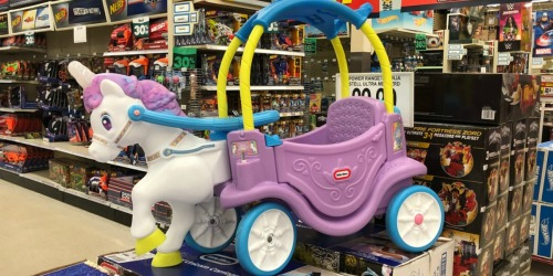ToysRUs Closing Sale = Up to 50% Off Little Tikes, Step2, Learning Resources & More