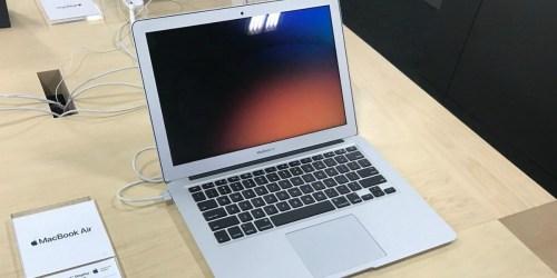 $250 Off MacBook Air Models at Best Buy