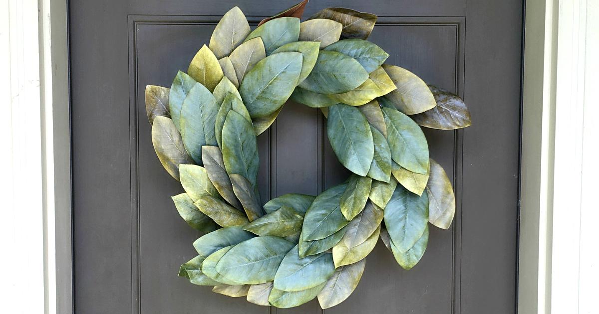 Up to 50% Off Signature Wreath, Display Ladder & More at Magnolia Market (Rare Savings!)