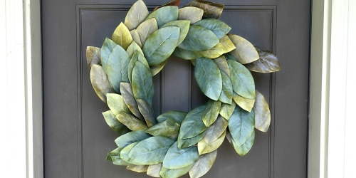 Up to 50% Off Signature Wreath, Display Ladder & More at Magnolia Market (Rare Savings!)