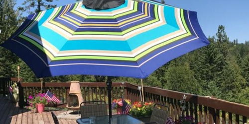 Academy Sports: Mosaic 9-ft. Market Umbrella Only $29.99 Shipped & More