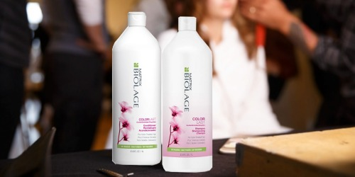 JCPenney: Matrix Biolage BIG Liter Value Bundles as Low as $22.09 (Just $11.05 Each)