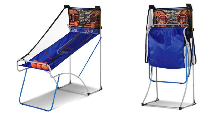 Walmart: 2-Player Arcade Basketball Game ONLY $27