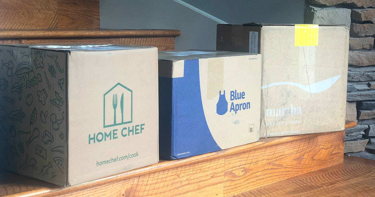 favorite splurges — meal prep kits