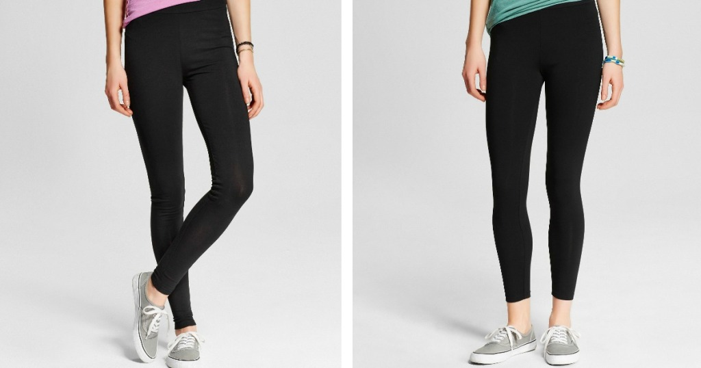 d99e9a439c836e As one idea, these Mossimo Supply Co. Women's Leggings and/or Cropped  Leggings are on sale for $7 (regularly $10). Combine this sale price with  the 20% ...