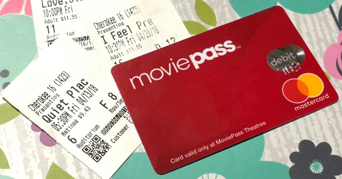 moviepass introduces surge peak pricing – moviepass card