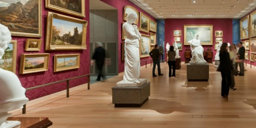FREE Museum Admission for Bank of America & Merrill Lynch Customers (February 2nd & 3rd)
