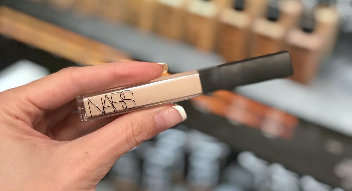 best undereye concealer — nars radiant creamy concealer
