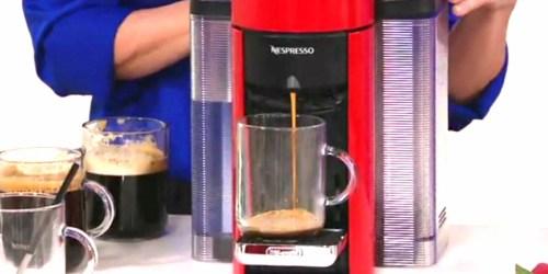 De'Longhi Nespresso Coffee and Espresso Machine Only $102.40 Shipped (Regularly $199)
