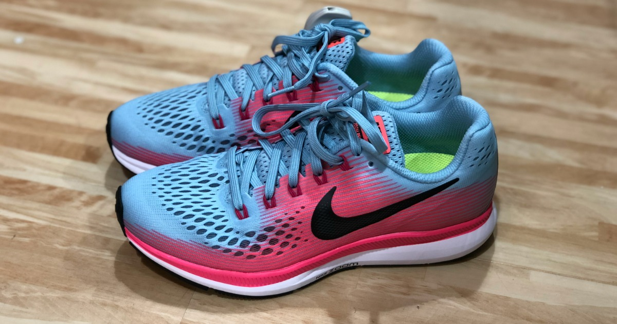 Hop on over to JackRabbit.com where you can score these Nike Women s or  Men s Air Zoom Pegasus 34 Running Shoes for just  54.98 shipped (regularly   109.95). 753ce6d6ccd