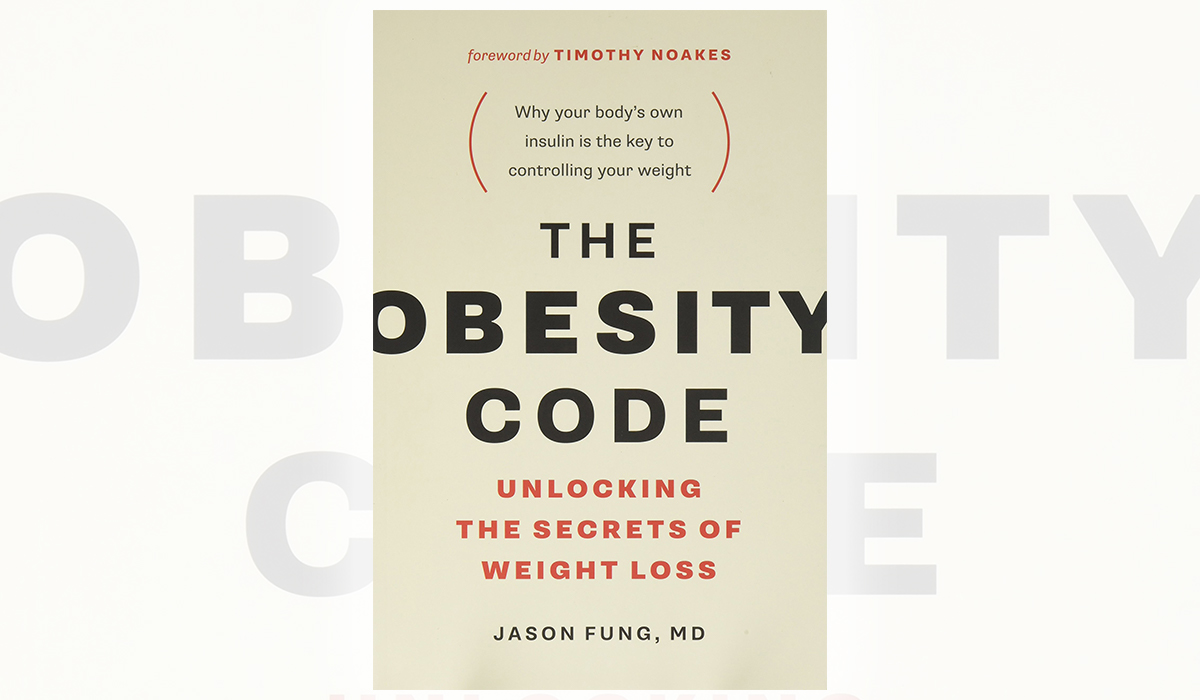 best Amazon self-help books — the obesity code by jason fung