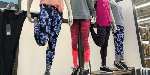 Old Navy Compression Leggings & Active Pants Just $10 for Kids | $12 for Adults