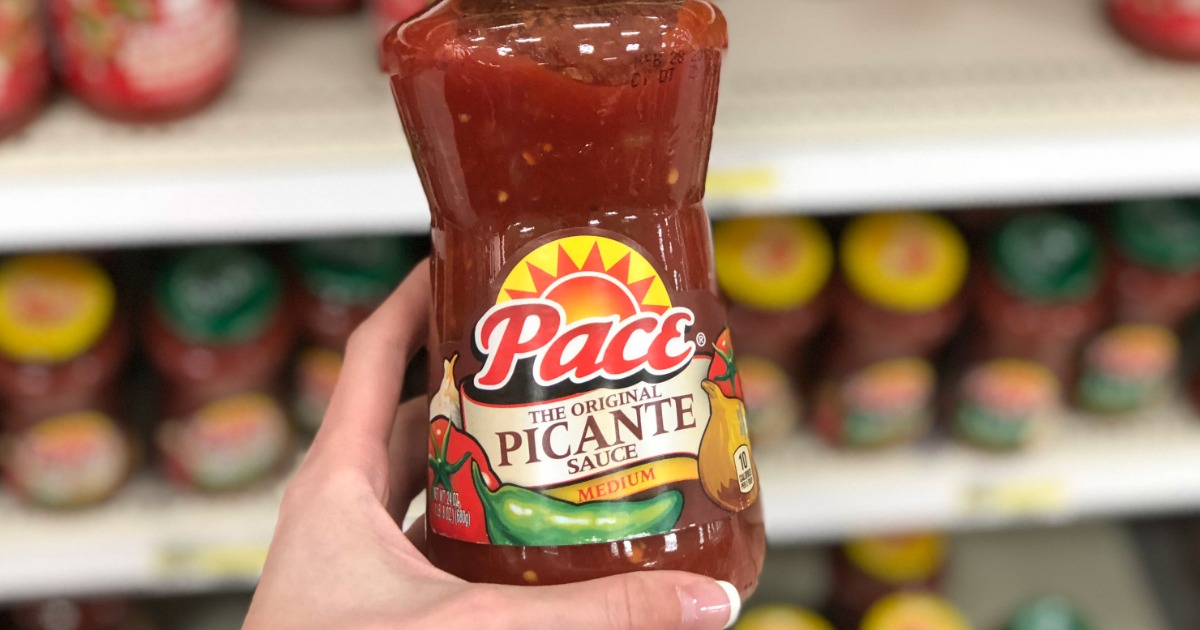 Pace Picante and Salsa Coupon – Score For Only $1.38