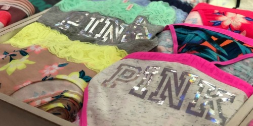 Victoria's Secret PINK Panties Just $3 Each – Regularly $10.50 (Today Only)
