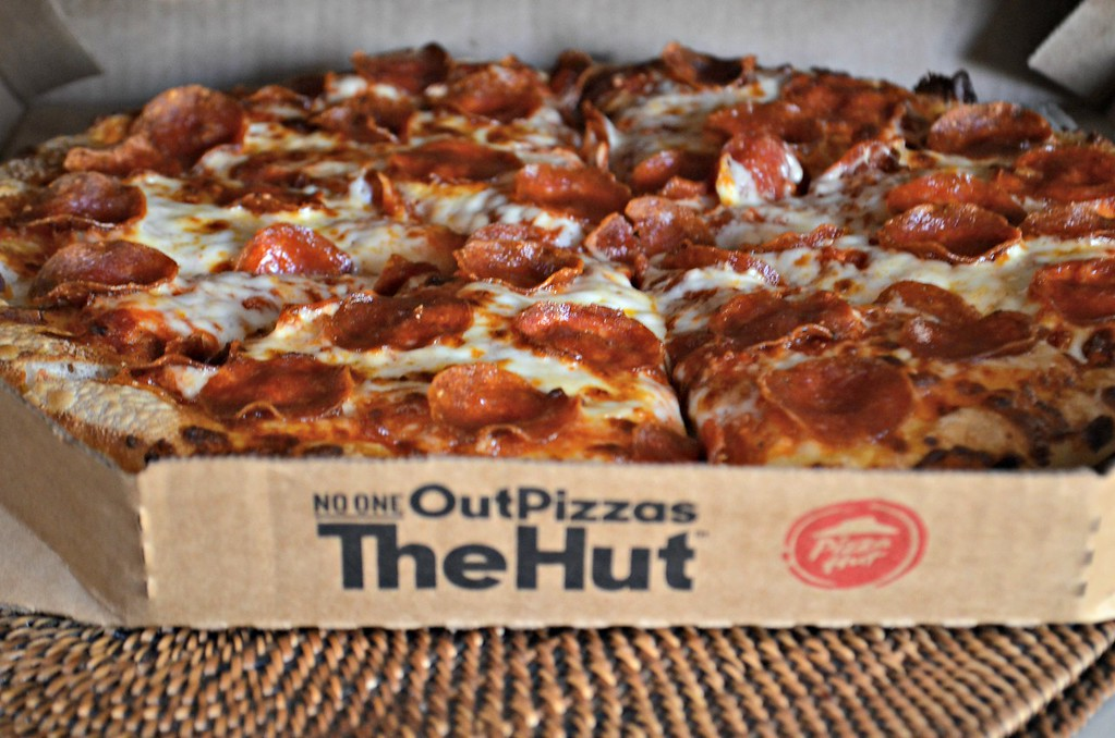 national pepperoni pizza day deals – Pizza Hut pepperoni pizza