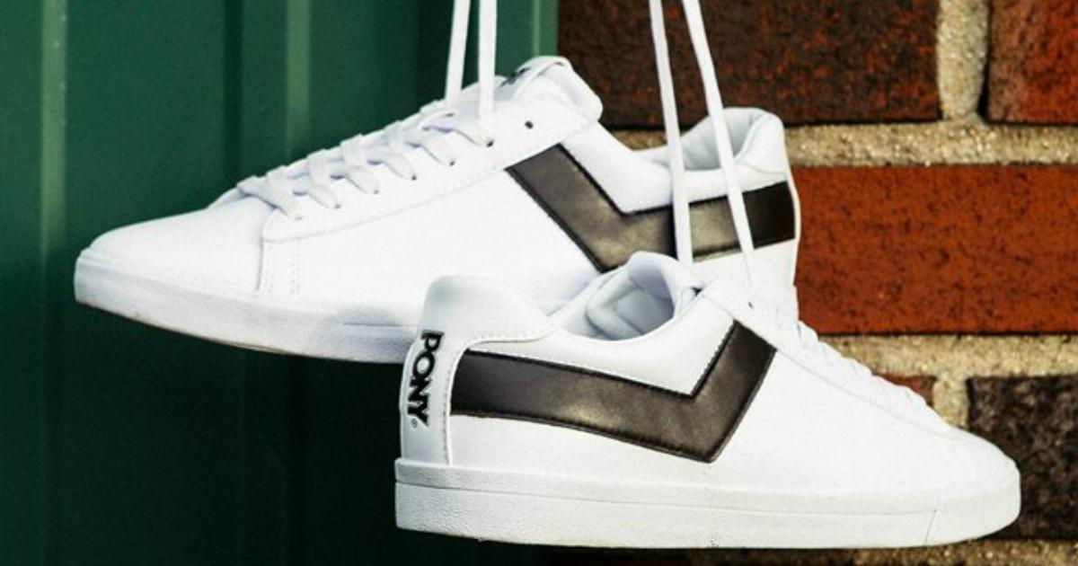 Shoes at FinishLine.com (PONY, Adidas