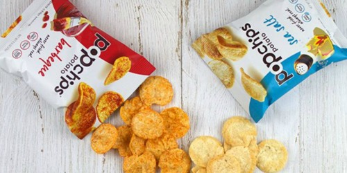 Amazon: Popchips 24-Count Variety Pack Just $10.63 Shipped (Only 44¢ Per Bag)
